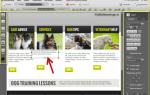 Как самому создать профессиональный сайт-визитку без знаний html, css и php? ответ: motocms!