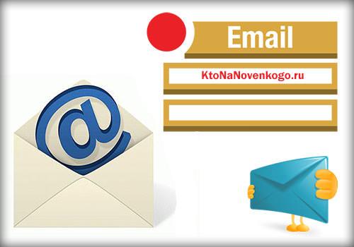 pochta email