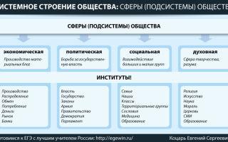 Что такое общество — сферы, структура, функции и его понятие