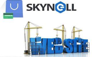 Конструктор интернет-магазинов и сайтов от skynell — просто (в освоении), быстро (грузятся им и сайты) и сердито (ценакачество)